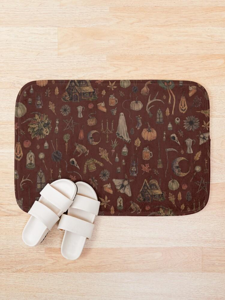 Alternate view of Cozy Crone Bath Mat