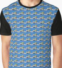Down The Beak  Graphic T-Shirt