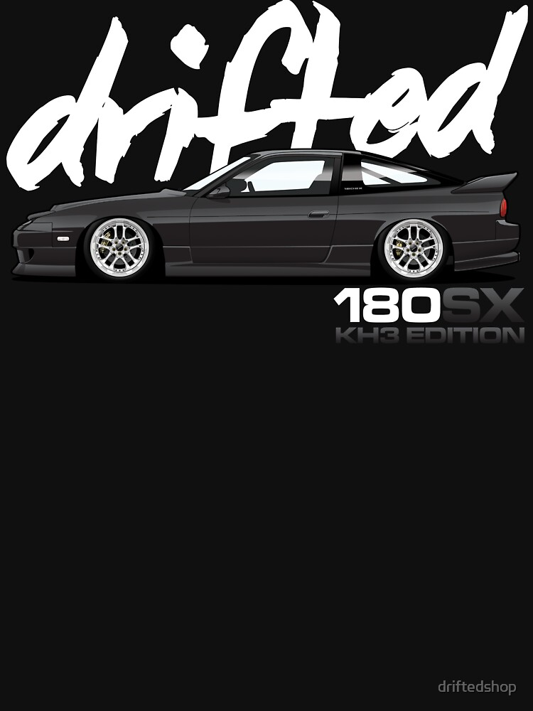 Drifted 180sx Tee - KH3 Edition by Drifted by driftedshop