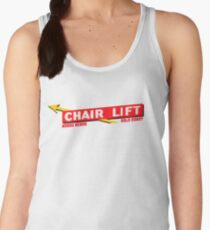 Nobby Beach Chairlift Women's Tank Top