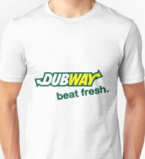 DUBWAY - beat fresh. T-Shirt