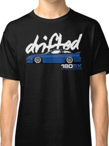 Drifted 180sx Tee - Bayside TV2 Edition by Drifted Classic T-Shirt