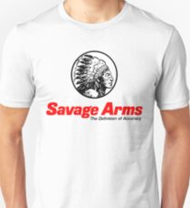 Savage Arms Accuracy Gun Revolver Firearms T-Shirt