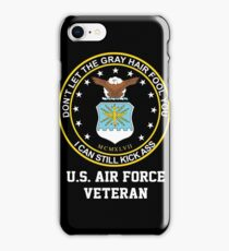 Veteran - U.s. Air Force iPhone Case/Skin