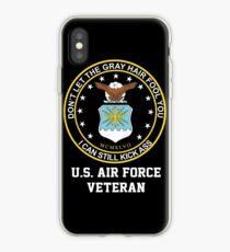 Veteran - U.s. Air Force iPhone Case