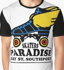 Skater's Paradise Graphic T-Shirt