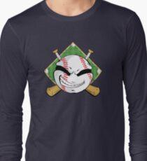 Baseball Logo Long Sleeve T-Shirt