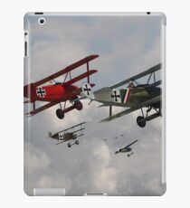Fokker Squadron - 'Contact' iPad Case/Skin