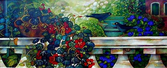 the terrace by elisabetta trevisan