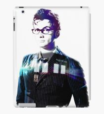 David Tennant - Doctor Who iPad Case/Skin
