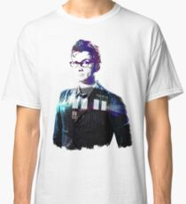 David Tennant - Doctor Who Classic T-Shirt