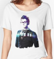 David Tennant - Doctor Who Women's Relaxed Fit T-Shirt