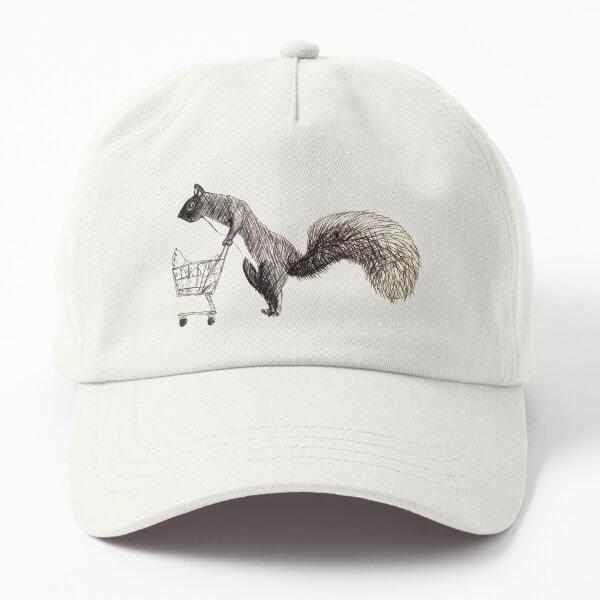 squirrel shop Dad Hat