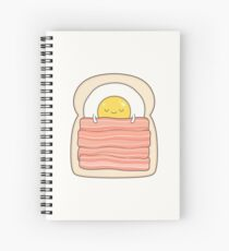 bed and breakfast Spiral Notebook