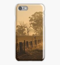 Misty Autumn iPhone Case/Skin