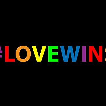 #LOVEWINS by Itzmiri