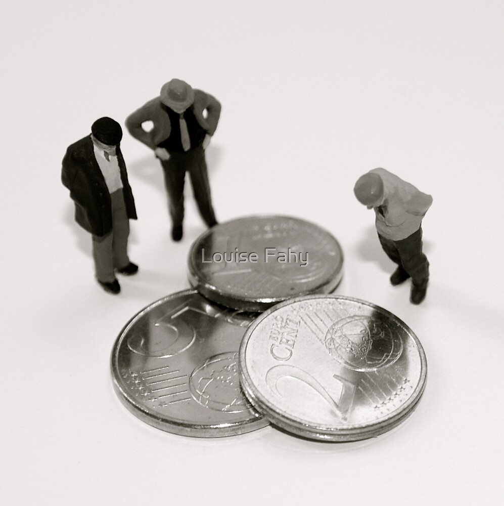 Euro Crisis by Louise Fahy