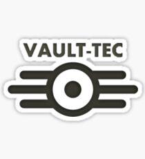 Vault - Tec Sticker