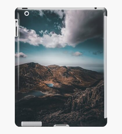 once more into the void. iPad Case/Skin
