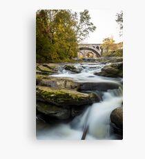 Berea Falls - Ohio Canvas Print
