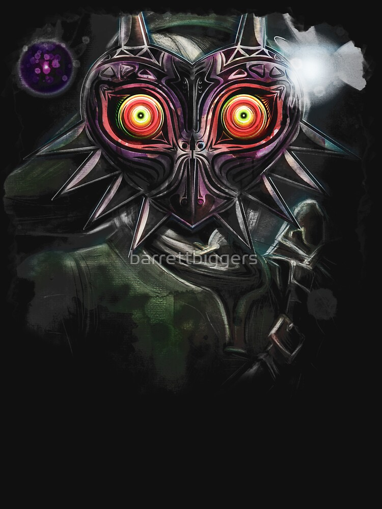 Legend of Zelda Majora's Mask Dark Link | Unisex T-Shirt