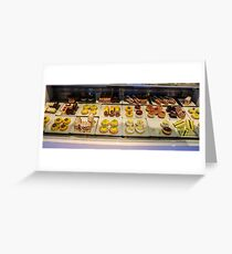 Bakers Delight Greeting Card