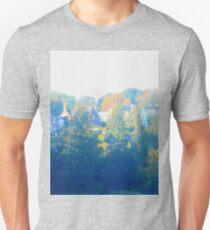 Amazing landsacpe view   Unisex T-Shirt