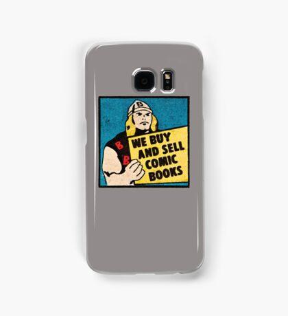 R.BELL THUNDER GOD  Samsung Galaxy Case/Skin