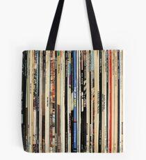 Vinyl Record Collector   Tote Bag