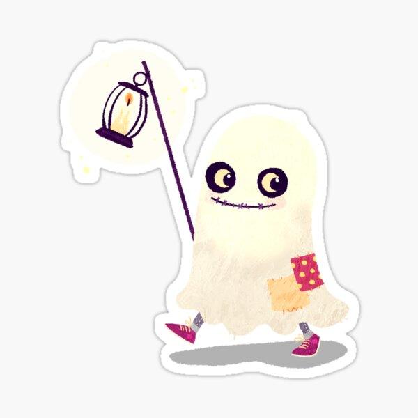 Halloween Kids - Ghost Sticker