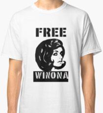 Camiseta clásica ¡WINONA GRATIS!