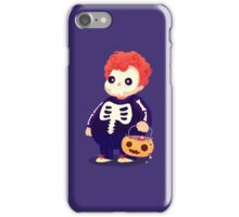 Halloween Kids - Skeleton iPhone Case/Skin
