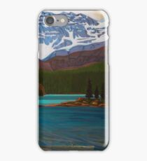 Lake Ohara iPhone Case/Skin