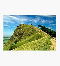 Back Tor on The Great Ridge Photographic Print
