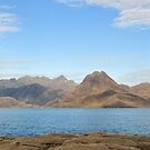 Loch Scavaig and The Cuillins - Panorama by Maria Gaellman