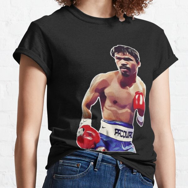 Pacquiao Boxing Fight Manny Classic T-Shirt