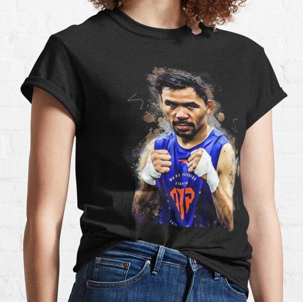 Pacquiao Pac Man Classic T-Shirt