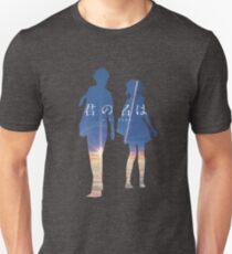 Kimi no na wa Unisex T-Shirt