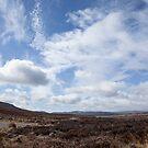 Lochindorb Sky by Sue Robinson
