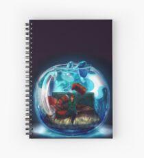 something Spiral Notebook