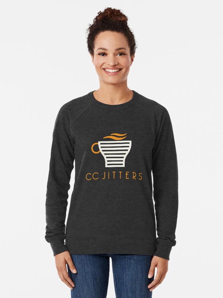 Alternative Ansicht von CC Jitter Leichter Pullover