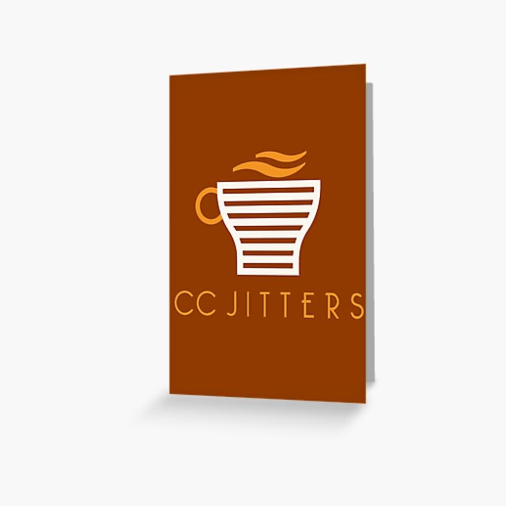 CC Jitter Grußkarte