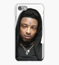 21 Savage Merch iPhone Case/Skin