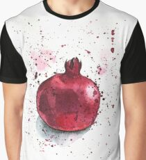 Pomegranate Graphic T-Shirt