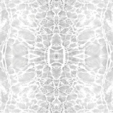 Ripple light mirror silver #2 by loquat