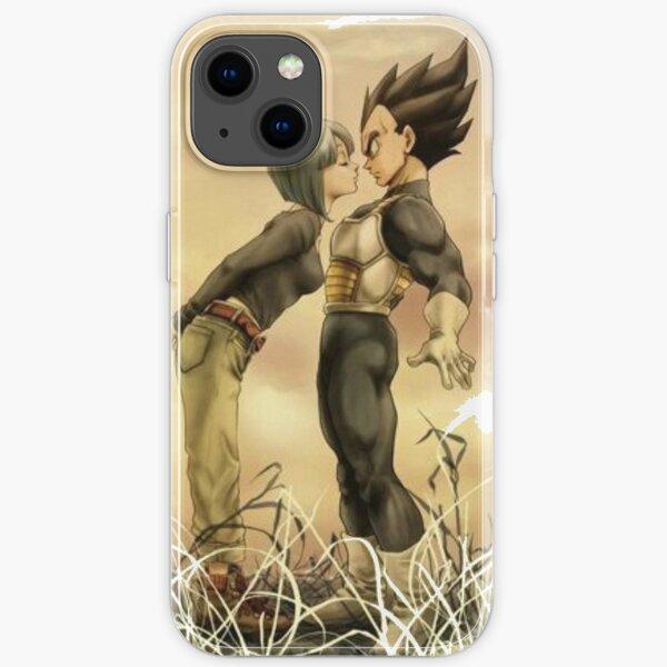 BULMA LOVE VEGETTA iPhone Soft Case