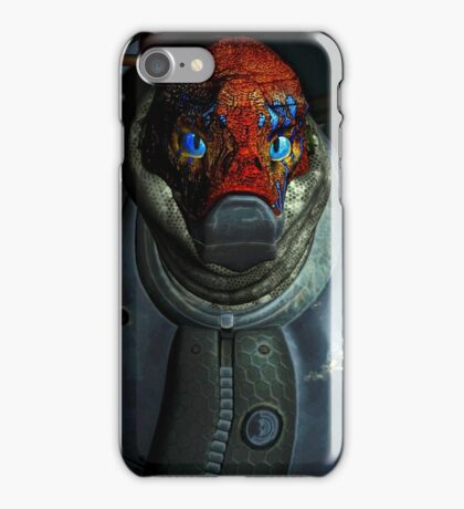 THIS IS CAPTIAN AKANADRAEO OF THE WAR SHIP XENTAR CHROMAS, OF THE PLANET ZURKIA PRIME  iPhone Case/Skin