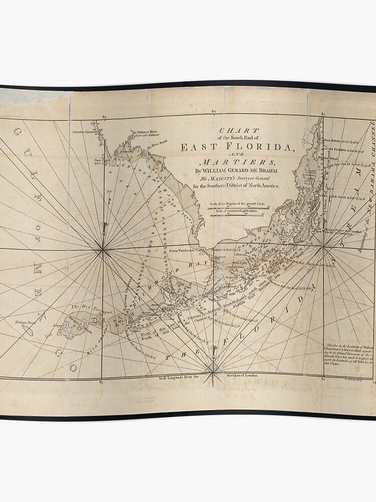 Vintage Map of The Florida Keys (1771)   Poster on st. croix virgin islands map, sarasota keys map, key biscayne map, bahamas map, florida map, sw fl map, pa keys map, orlando map, state of fl map, port richey fl map, miami keys map, ft lauderdale map, key largo hotel map, key west map, home map, sunset key map, siesta key beach map, boca raton map, fl springs map, katrina map,