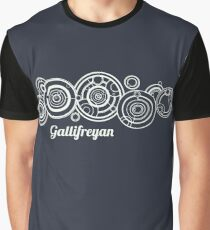 Gallifrey - Doctor Who Graphic T-Shirt