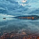 The Kyle of Bute by Geoff Carpenter